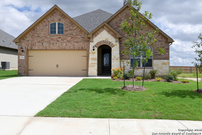Guadalupe County Single Family Home New: 5126 Village Park