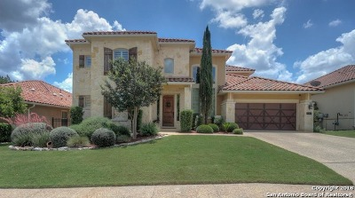 San Antonio Single Family Home New: 1262 Via Belcanto