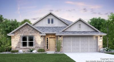 Schertz Single Family Home New: 11428 Holly Forest
