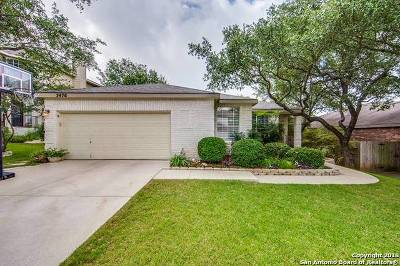 Schertz Single Family Home New: 3476 Dartmouth Cove