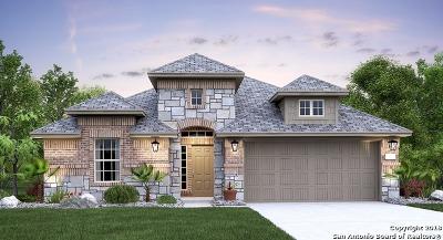 Schertz Single Family Home New: 11425 Holly Forest