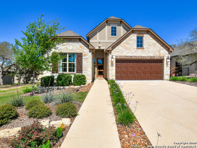 Boerne Single Family Home Back on Market: 103 Gaucho