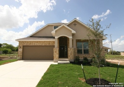 Guadalupe County Single Family Home New: 604 Morgan Run