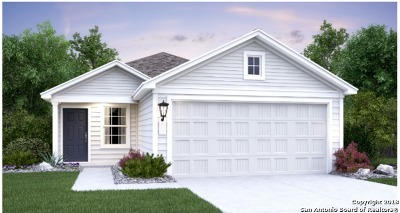 Converse Single Family Home New: 5022 Everett Loop