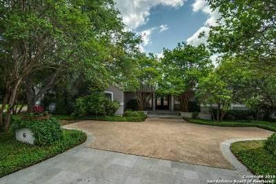 San Antonio Single Family Home New: 6 Sugar Wood