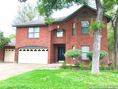 San Antonio Single Family Home New: 3311 Outrider