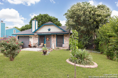 Converse Single Family Home For Sale: 8715 Park Mdws