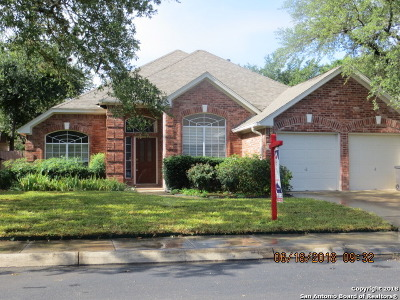 San Antonio Single Family Home New: 5210 Sagail Pl
