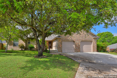 New Braunfels Single Family Home New: 1912 Round Table