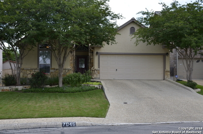 San Antonio TX Single Family Home Back on Market: $211,900