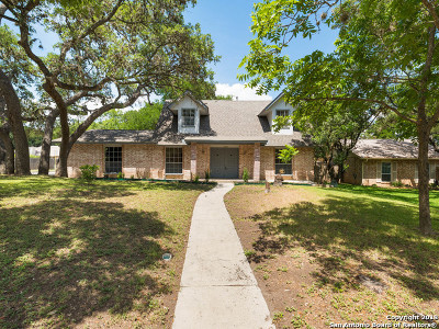 San Antonio Single Family Home Price Change: 9014 Brightwater St