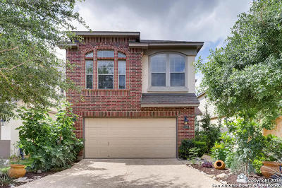 Single Family Home For Sale: 1306 Cresswell Cove