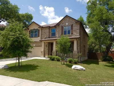 San Antonio Single Family Home For Sale: 4531 Echo Grove