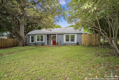 New Braunfels Single Family Home New: 345 W Nacogdoches St