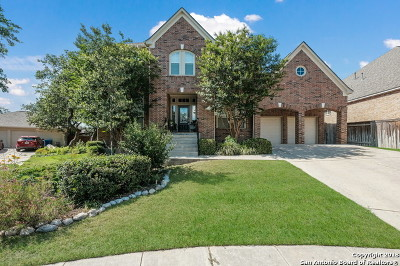 San Antonio Single Family Home New: 2207 Bears Notch