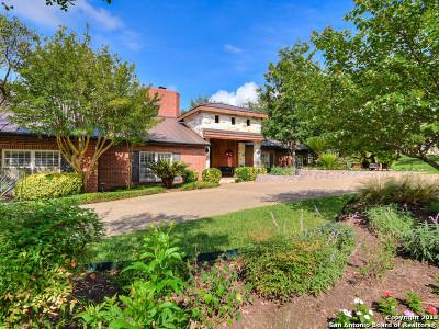 San Antonio Single Family Home New: 5 Courtenay Ln