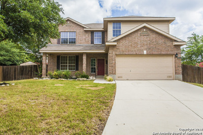 Guadalupe County Single Family Home New: 112 Braeswood Ln