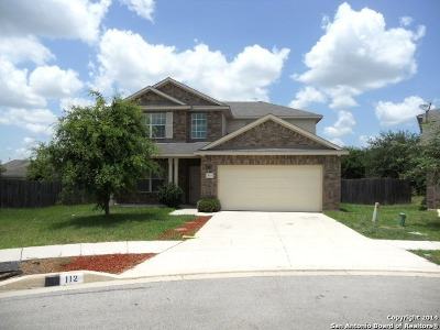 Cibolo TX Rental New: $1,650
