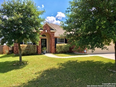 San Antonio Single Family Home New: 5506 Ginger Rise