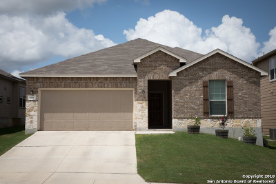 Comal County Single Family Home New: 866 Mayberry Mill