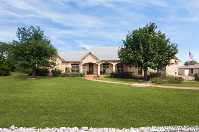 New Braunfels Single Family Home For Sale: 1510 Vintage Way