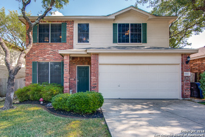 San Antonio Single Family Home New: 9322 Wisteria Woods