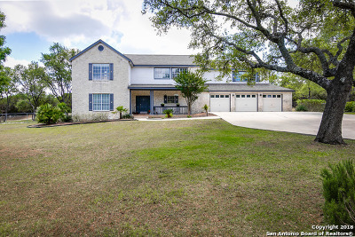San Antonio Single Family Home For Sale: 2946 Indian Hollow
