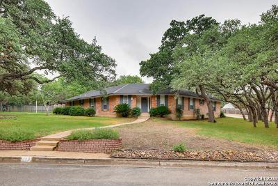 San Antonio Single Family Home New: 205 Sagecrest Dr