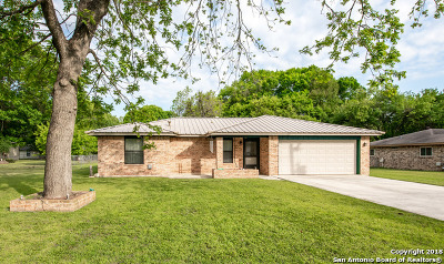 New Braunfels Single Family Home New: 1249 Boenig Dr