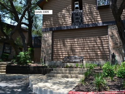 Condo/Townhouse Back on Market: 11815 Vance Jackson Rd #3305