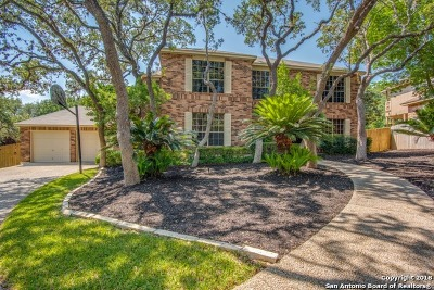 San Antonio Single Family Home New: 8610 Boutry Heights