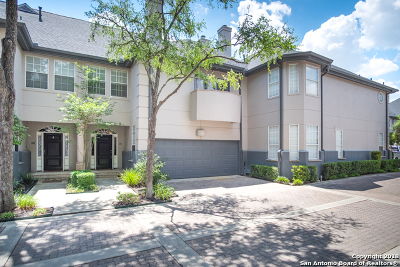 Bexar County Condo/Townhouse New: 21 S Rue Charles #21