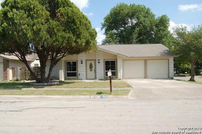 Live Oak Single Family Home New: 7605 Gnarled Oak Trail