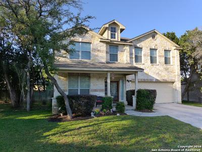 Comal County Single Family Home New: 26014 Rocky Plains