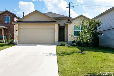 San Antonio Single Family Home New: 10918 Creager Park