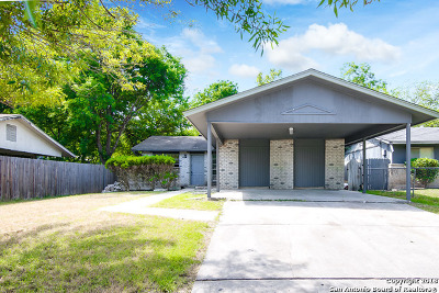 San Antonio Single Family Home New: 5738 Bienville Dr