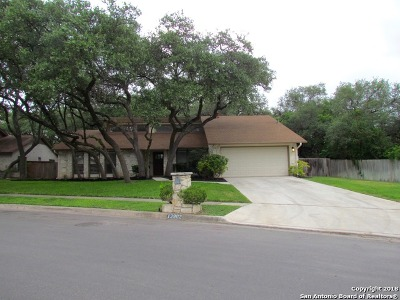 San Antonio Single Family Home New: 13902 Sugarberry Woods St