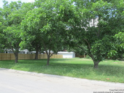 Hondo Residential Lots & Land For Sale: Tbd Avenue K