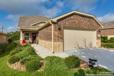 Bexar County Single Family Home New: 12810 Pronghorn Oak