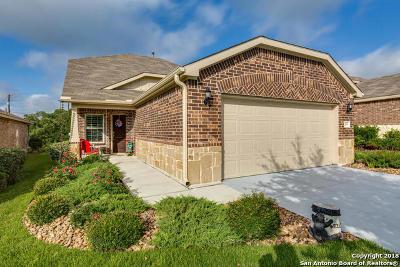 San Antonio Single Family Home New: 12810 Pronghorn Oak