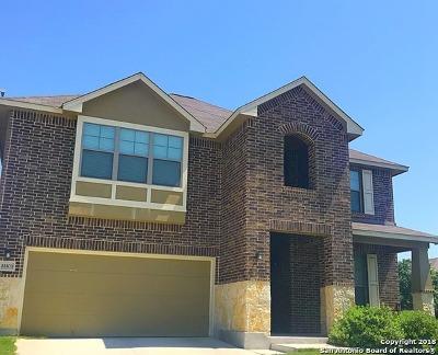 San Antonio Single Family Home New: 11103 Bedazzled