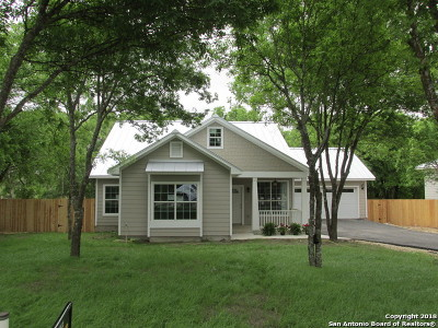 Medina County Single Family Home New: 1117 New Fountain Road