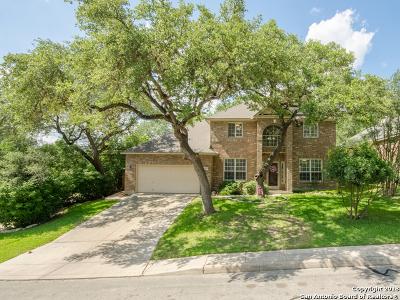 San Antonio Single Family Home New: 8915 Trailing Winds