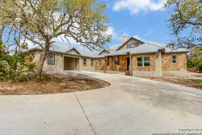 Comal County Single Family Home Price Change: 516 Rio Ridge Pkwy