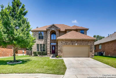 Bexar County Single Family Home New: 9235 McCafferty Dr