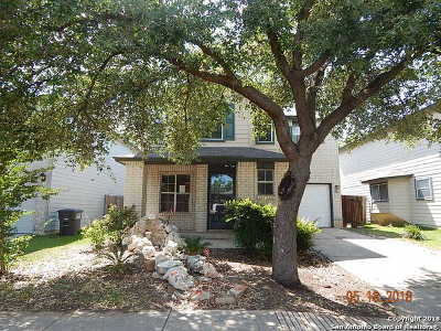 San Antonio Single Family Home New: 62 Beacon Bay