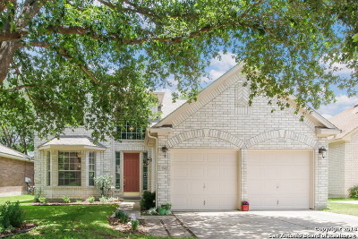 San Antonio Single Family Home New: 15422 Fall Place Dr