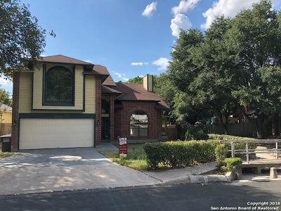 San Antonio Single Family Home New: 14015 Quarles St