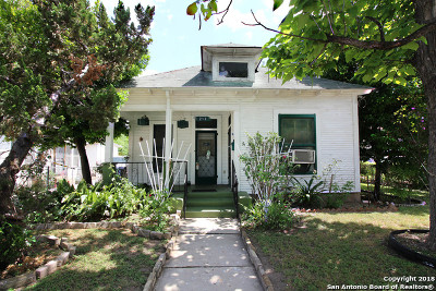 San Antonio Single Family Home New: 212 W Theo Ave
