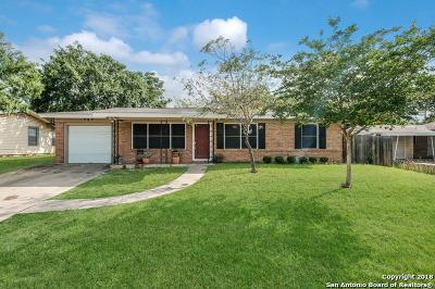San Antonio Single Family Home New: 727 Inspiration Dr